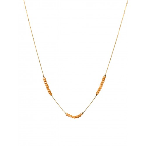 Collier JANE bronze