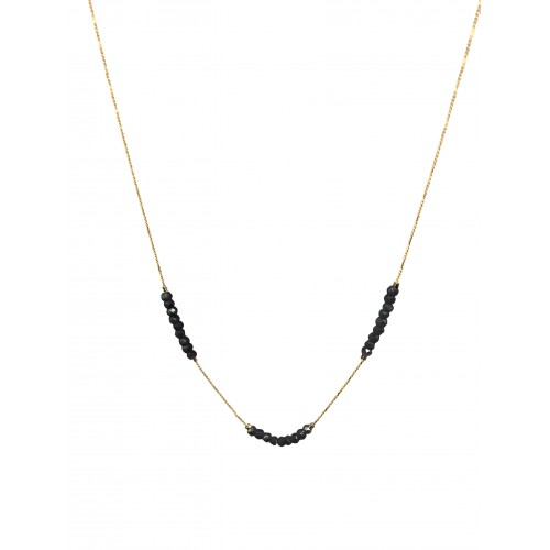 Collier JANE noir